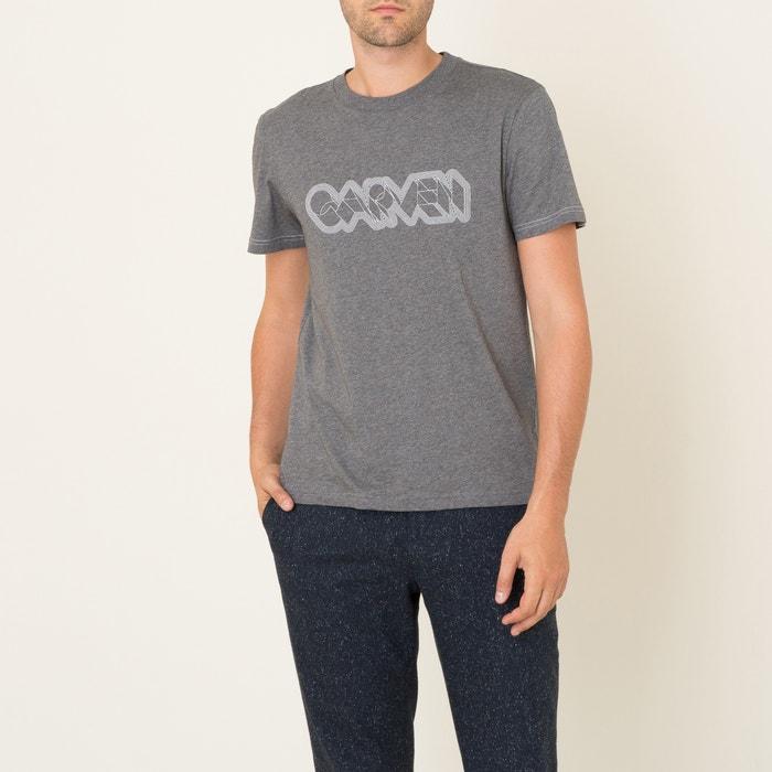 Image T-shirt homme en pur coton CARVEN
