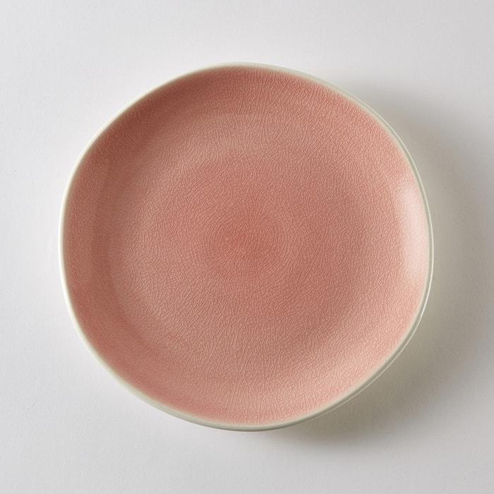 afbeelding Dessert bord in faïence, set van 4 La Redoute Interieurs