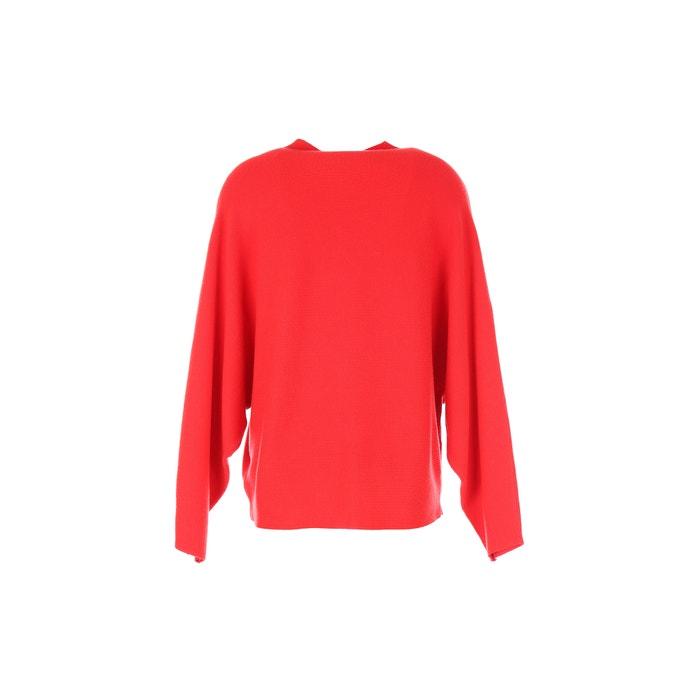 afbeelding Trui in fijn tricot met ronde hals RENE DERHY