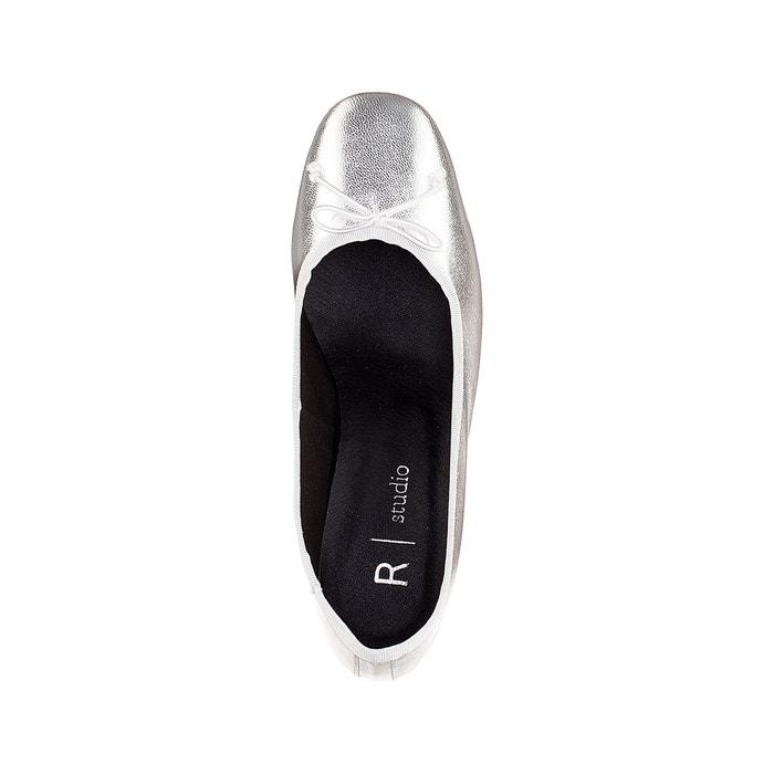 alto con de Collections Redoute metalizado tac Zapatos La efecto 243;n WUTYcqqy