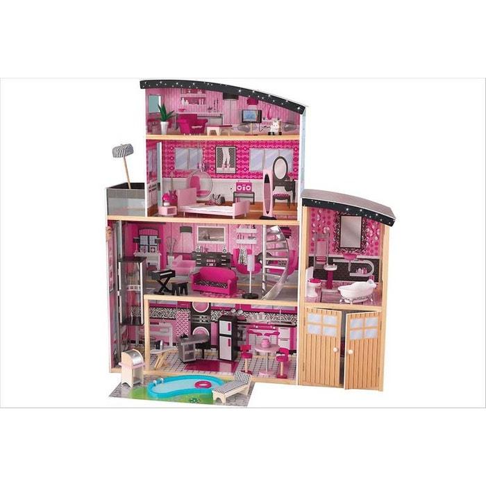 Grande maison poup e villa sparkle kidkraft la redoute - La redoute maison catalogue ...