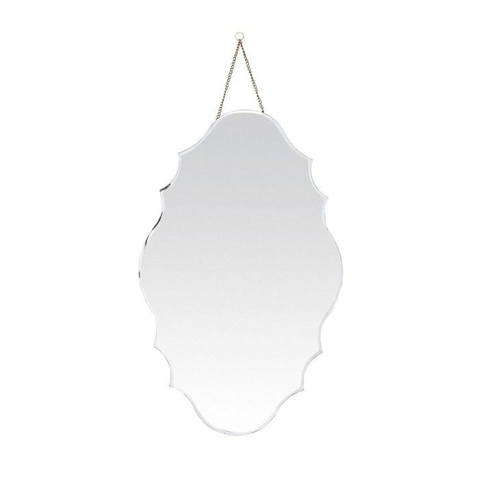 Miroir v nitien lisa 35x56 transparent emde premium la for Miroir emde deco