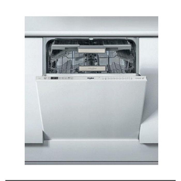 whirlpool lave vaisselle 60cm 14 couverts a. Black Bedroom Furniture Sets. Home Design Ideas