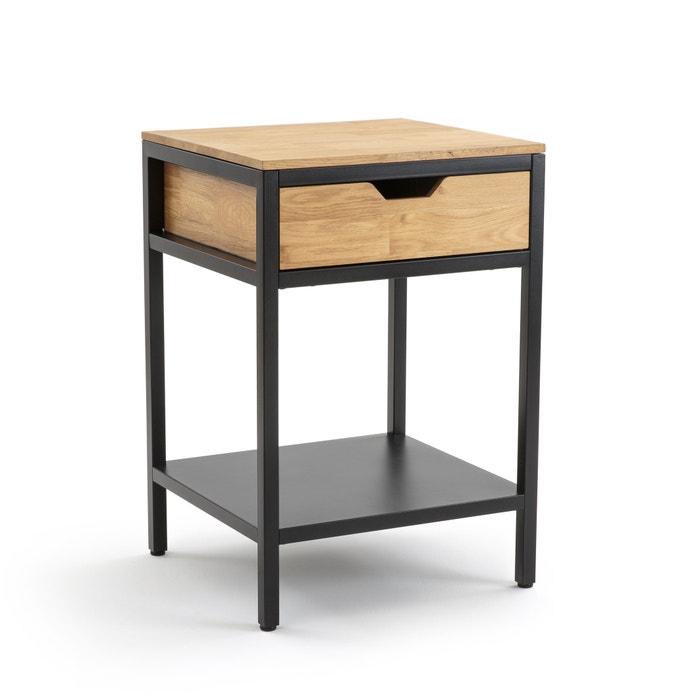 Küchenregal Hiba Mit 1 Schublade Holz/metal La Redoute Interieurs | La  Redoute