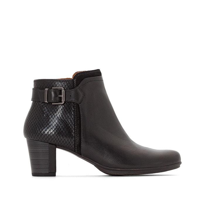 Trouver Une Grande Vente En Ligne Boots à talon cuir segovia w1j noir Pikolinos La Sortie Fiable Acheter Des Biens Pas Cher La Sortie D'expédition Des Frais Bas Prix cgebN