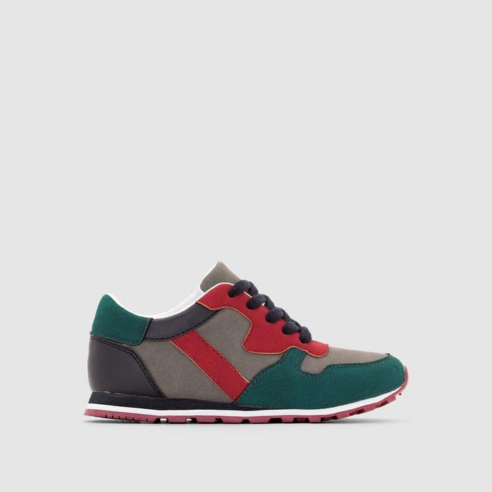 Bild Flache Sneakers, Schnürung R essentiel