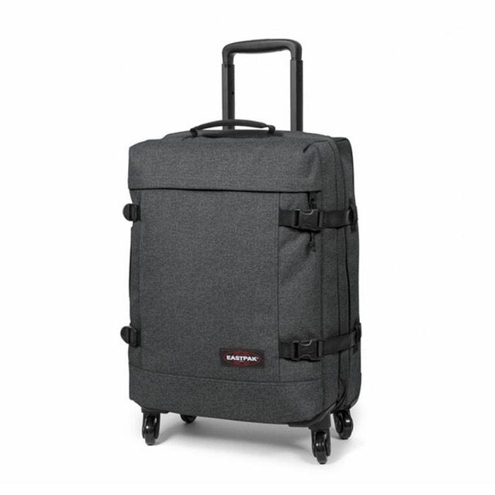 valise cabine souple trans4 s black denim 77h black denim eastpak la redoute. Black Bedroom Furniture Sets. Home Design Ideas
