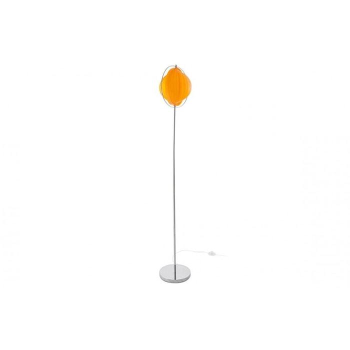 Lampadaire design orange couleur unique kokoon design la redoute - La redoute lampadaire ...
