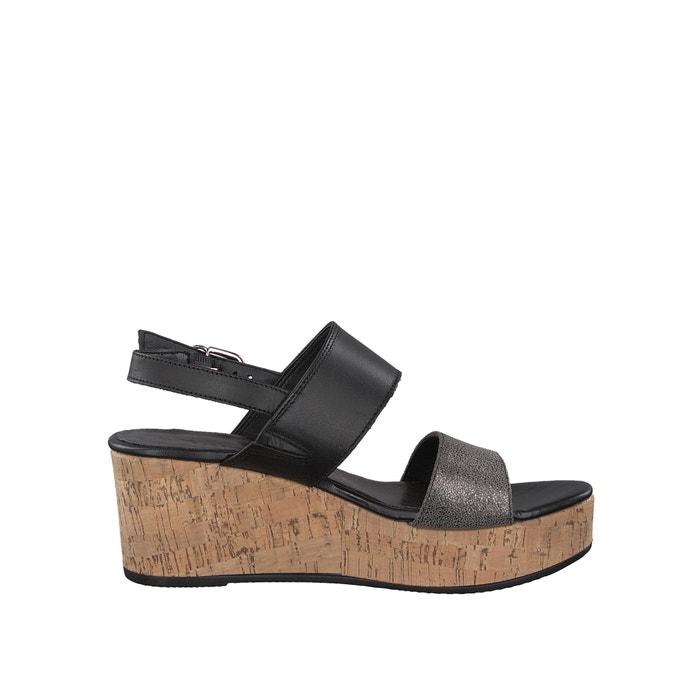 28012-38 Wedge Heel Sandals.