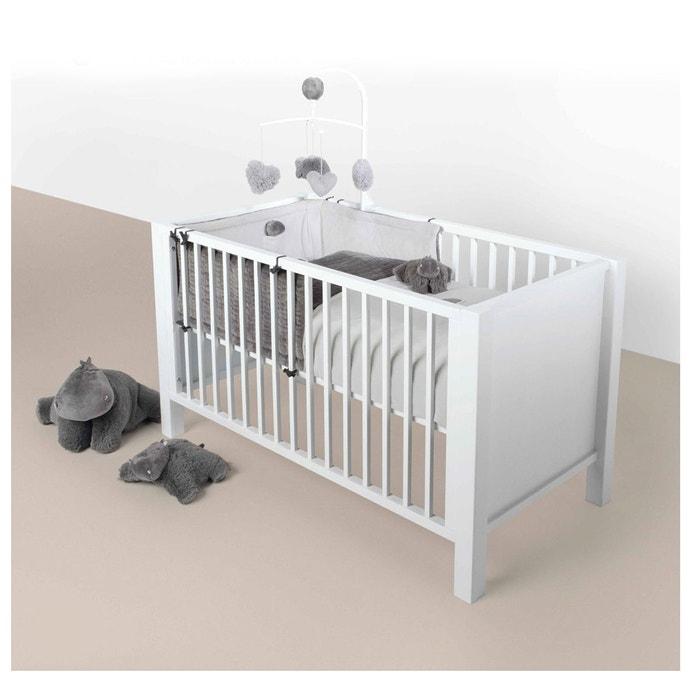 lit b b charlotte quax la redoute. Black Bedroom Furniture Sets. Home Design Ideas