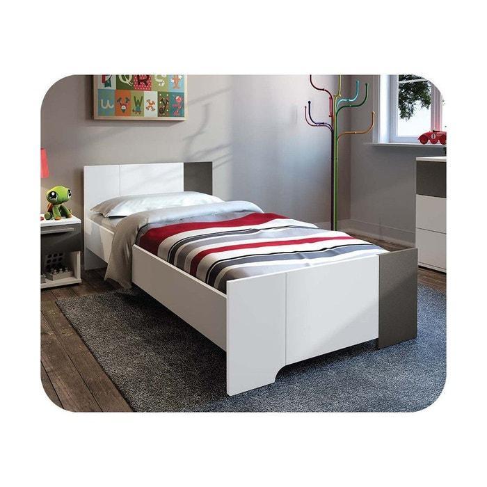lit surlev la redoute good cool la redoute interieurs lit avec tte de lit pin massif grimsby. Black Bedroom Furniture Sets. Home Design Ideas