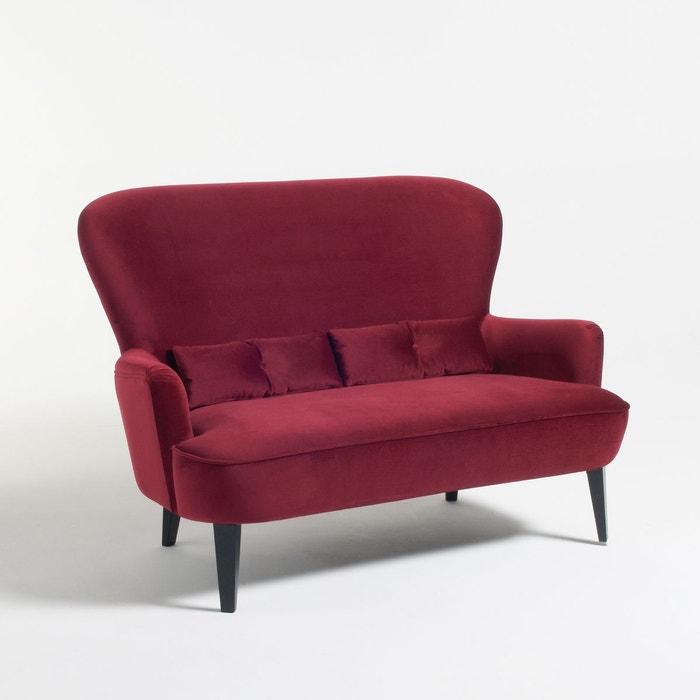 banquette oreilles 2 places duchesse bordeaux la redoute interieurs la redoute. Black Bedroom Furniture Sets. Home Design Ideas