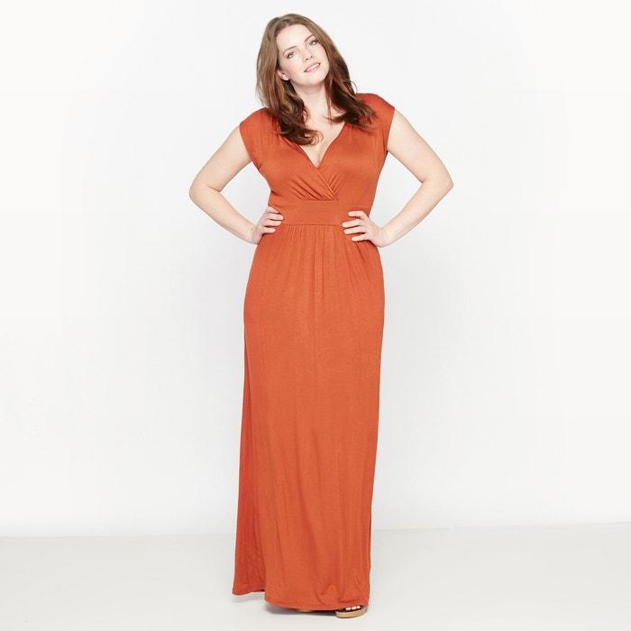 Image Sleeveless Jersey Maxi Dress CASTALUNA