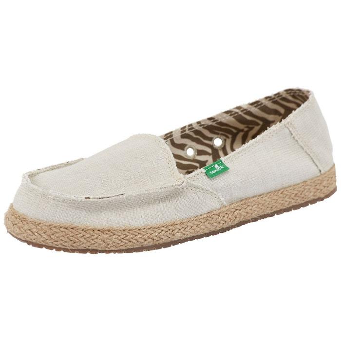 Fiona - chaussures femme - beige  beige Sanük  La Redoute