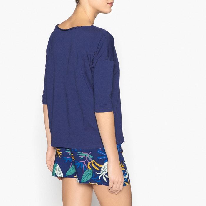 Pijama estampado  La Redoute Collections image 0