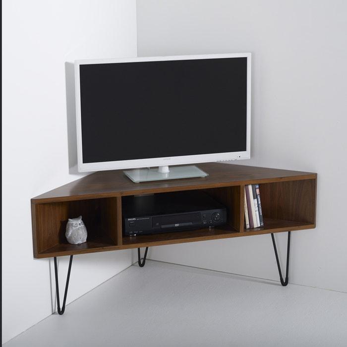 Image Watford Vintage Corner TV Unit La Redoute Interieurs