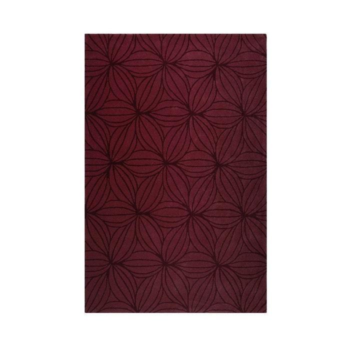 Tapis floral en laine de n-z design oria esprit home Esprit   La Redoute 615d6cc1ea2