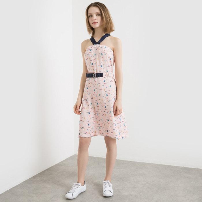 afbeelding Bedrukte jurk MADEMOISELLE R