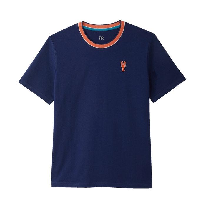 cuello con Camiseta La Collections Redoute redondo 1HwCYqagf