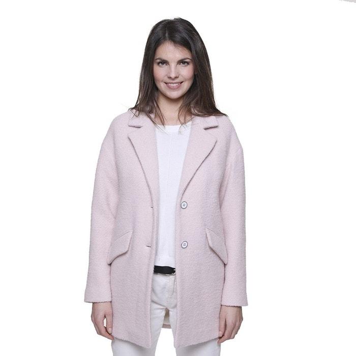 La Coat En Laine Manteau And Bouclée Trench Oversize Redoute 0wYgq1v