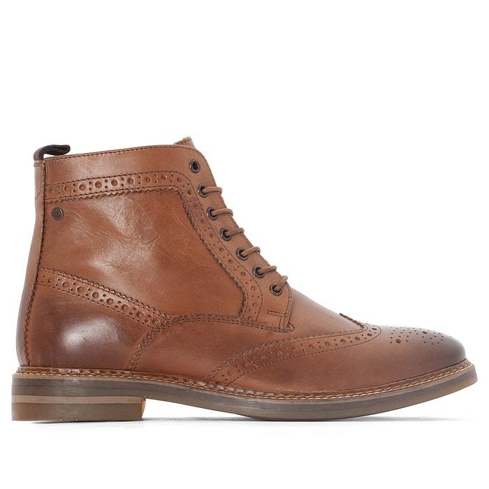Image Boots bout fleuri HURST BASE LONDON