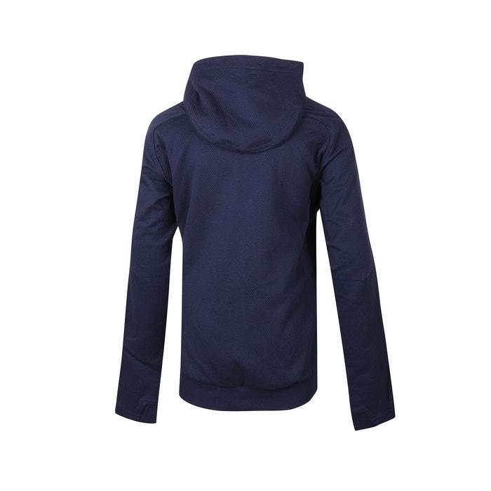 a5fa2bff0efa9 Veste survêtement coton om wns casual performance hoody bleu Puma   La  Redoute