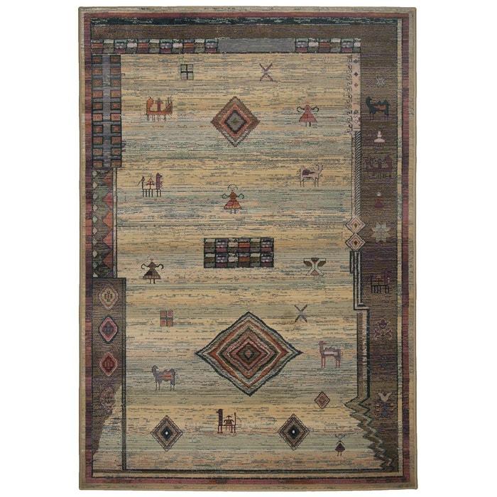 tapis gabiro lori tapis couloir beige theko la redoute. Black Bedroom Furniture Sets. Home Design Ideas