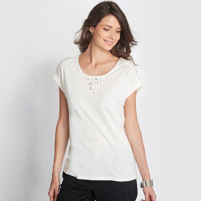 Imagen de Camiseta, algodón flameado ANNE WEYBURN