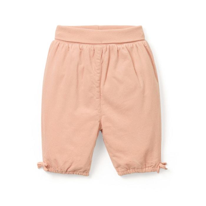 Image Pantalon en velours 0 mois - 2 ans La Redoute Collections