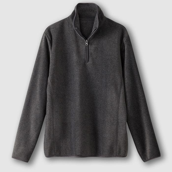 Fleece Sweatshirt.