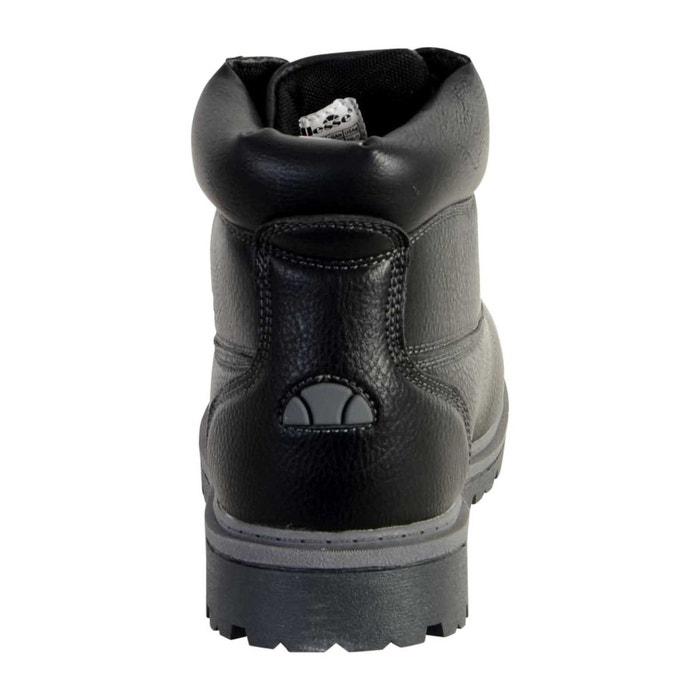 8475f842d36 Chaussures montantes prime noir Ellesse