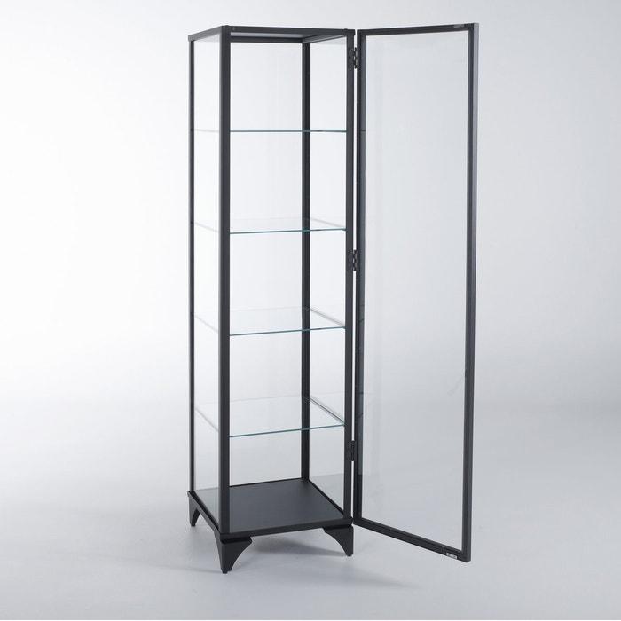 afbeelding Glazen etagère met 1 deur, Gorka AM.PM.