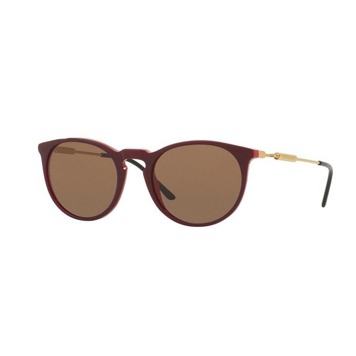 013151741c6caf Lunettes de soleil ve4315 rouge Versace   La Redoute