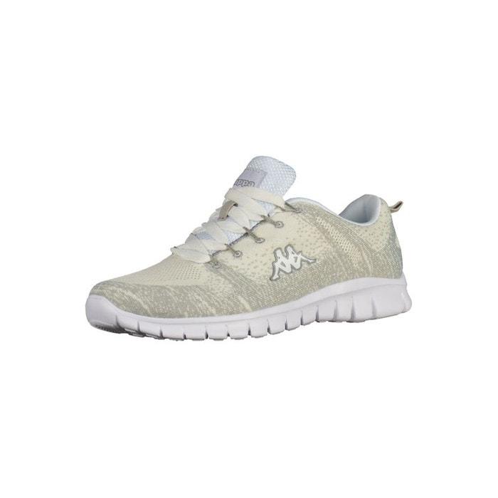 Sneaker  gris clair Kappa  La Redoute