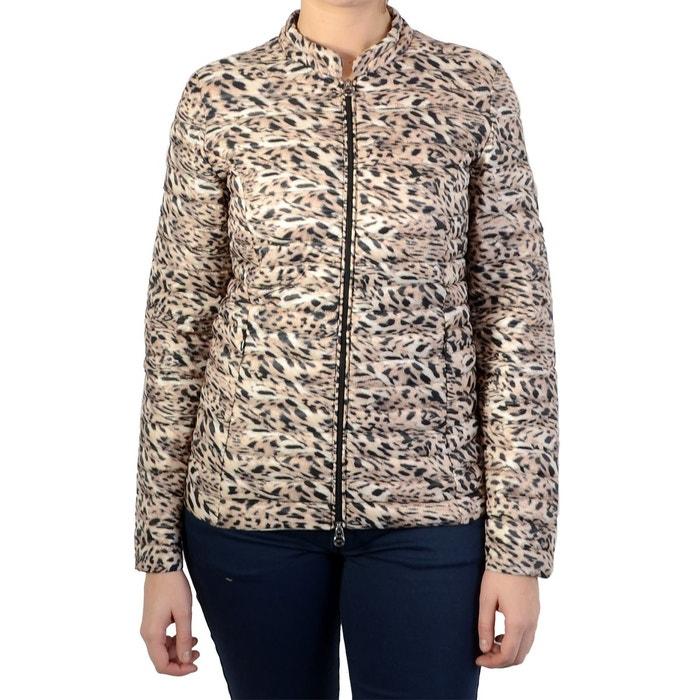 doudoune ultra light jott sunny leopard femme multicolor jott la redoute. Black Bedroom Furniture Sets. Home Design Ideas