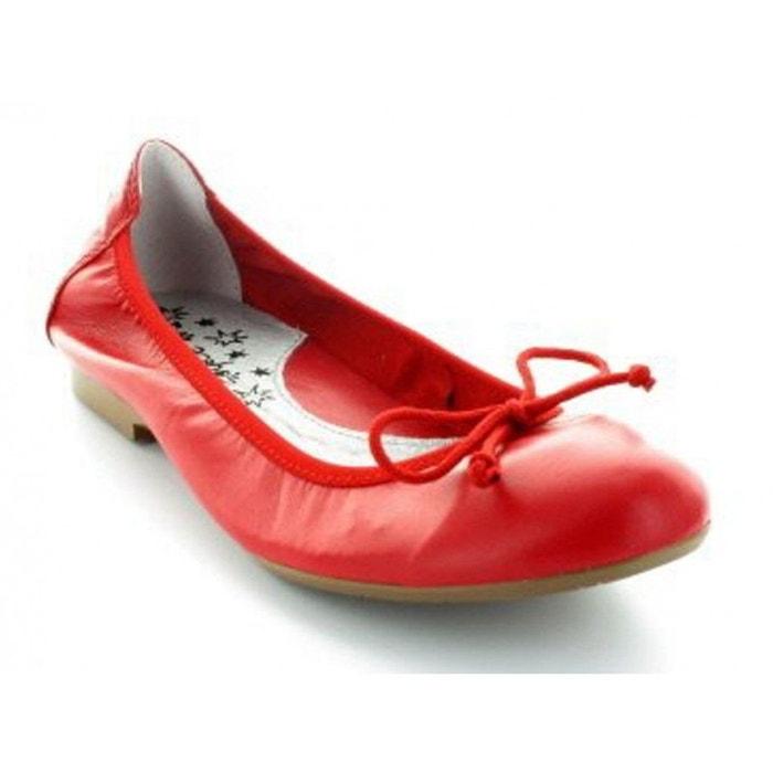 super populaire 5e8eb ce21a Ballerine Acebo's Rouge