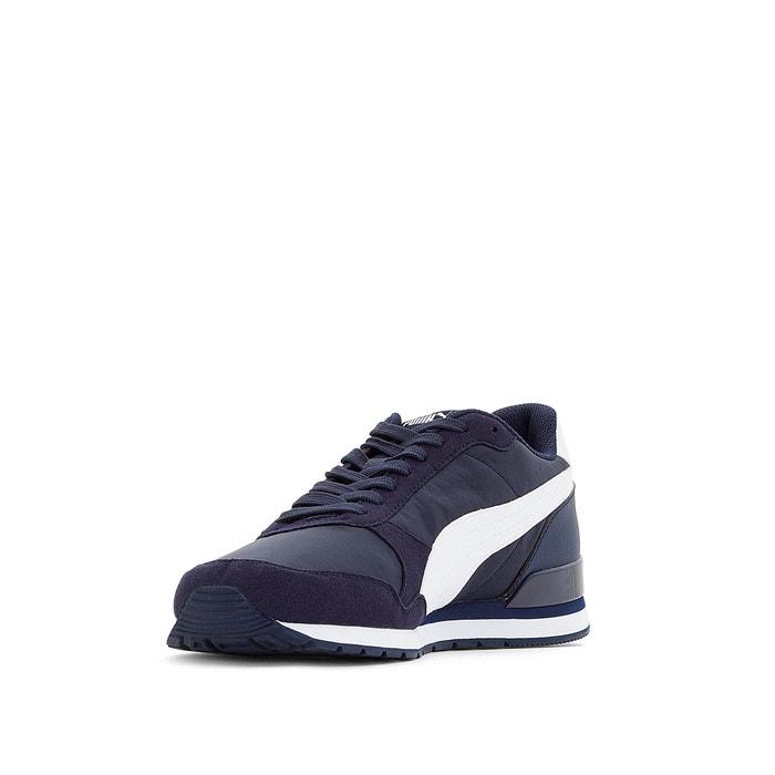 98a8bce0564 Zapatillas st runner v2 nl azul marino Puma