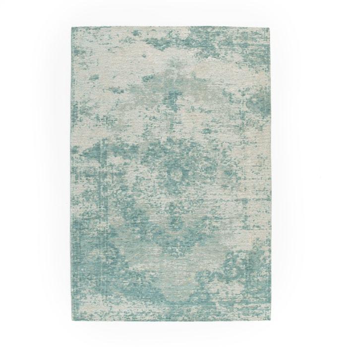 Alfombra motivo medall n efecto desgastado izoe la - La redoute alfombras ...