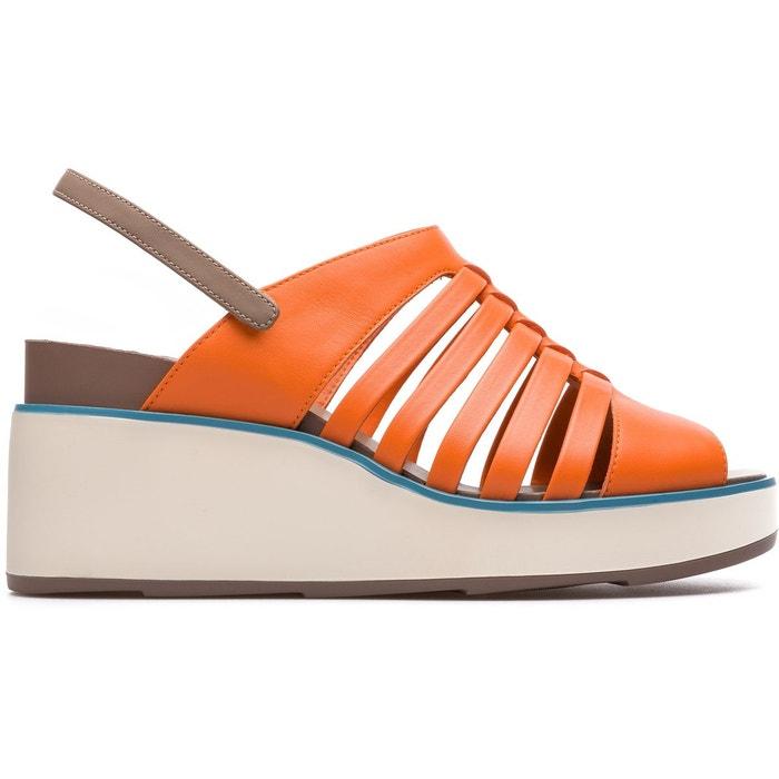 Tro k200594-002 chaussures casual femme  orange Camper  La Redoute