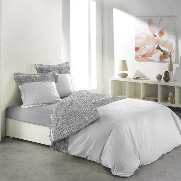 parure housse de couette collection carmina douceur d 39 int rieur la redoute. Black Bedroom Furniture Sets. Home Design Ideas