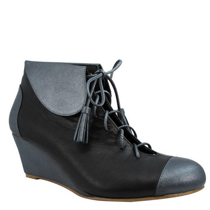 Chaussure femme en cuir felisa Pring Paris