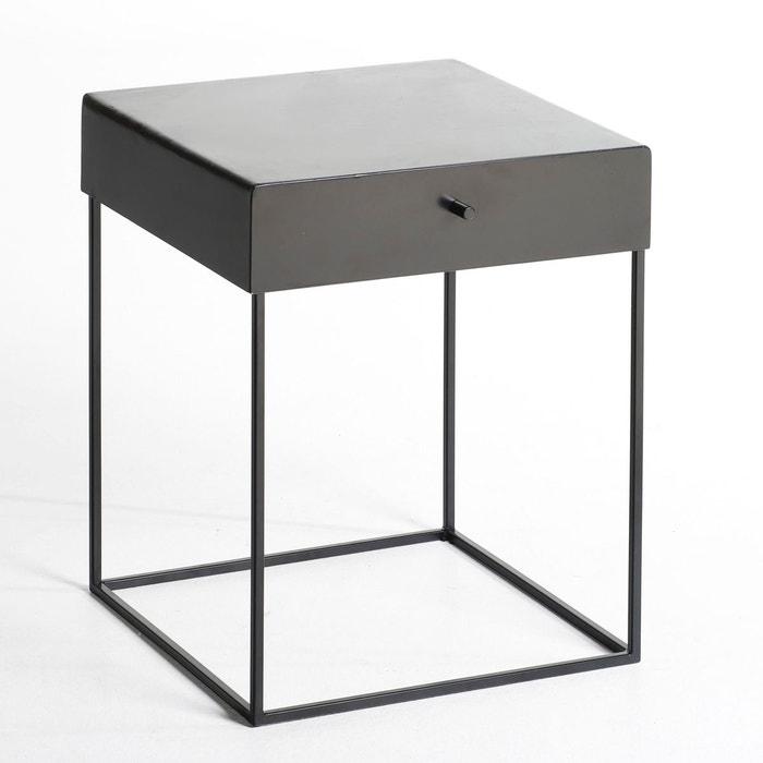Chevet m tal hypnos am pm la redoute - Table de chevet en metal ...