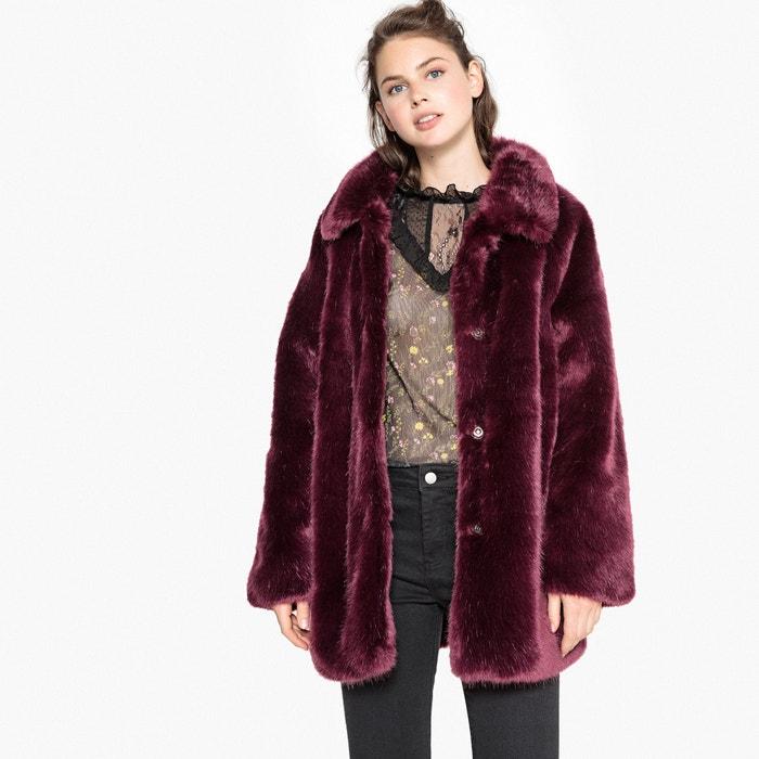 Faux Fur Coat  MADEMOISELLE R image 0