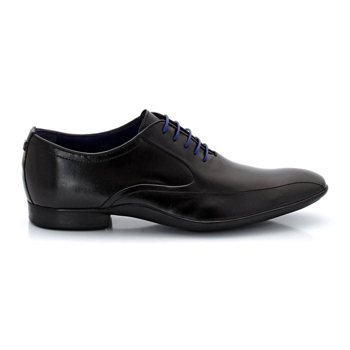Derbies estilo Richelieu de piel cordones Material avanzado AZZARO - Zapatos Hombre PLTBWMA