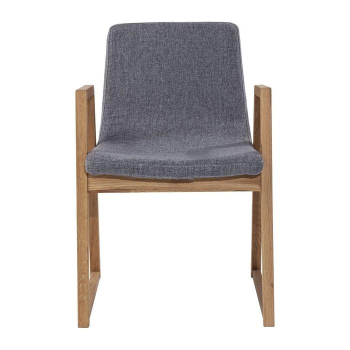 Chaise trapez kare design clair kare design la redoute for Chaise kare design