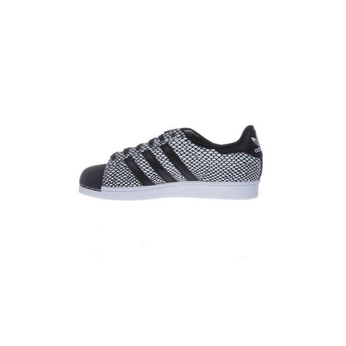Adidas superstar snake pac noir et blanc Adidas