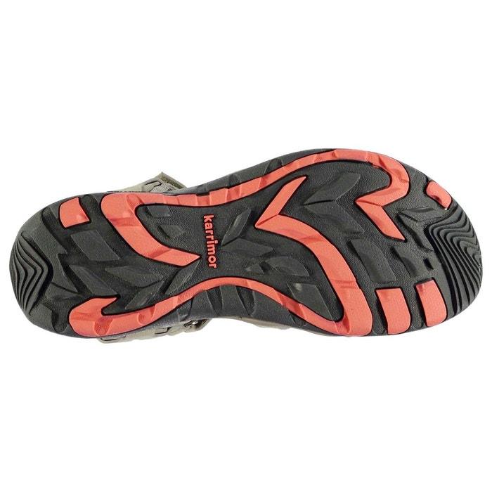 Sandale de marche sport beige Karrimor