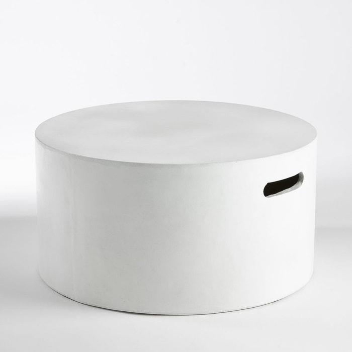 table basse en ciment tatum am pm la redoute. Black Bedroom Furniture Sets. Home Design Ideas