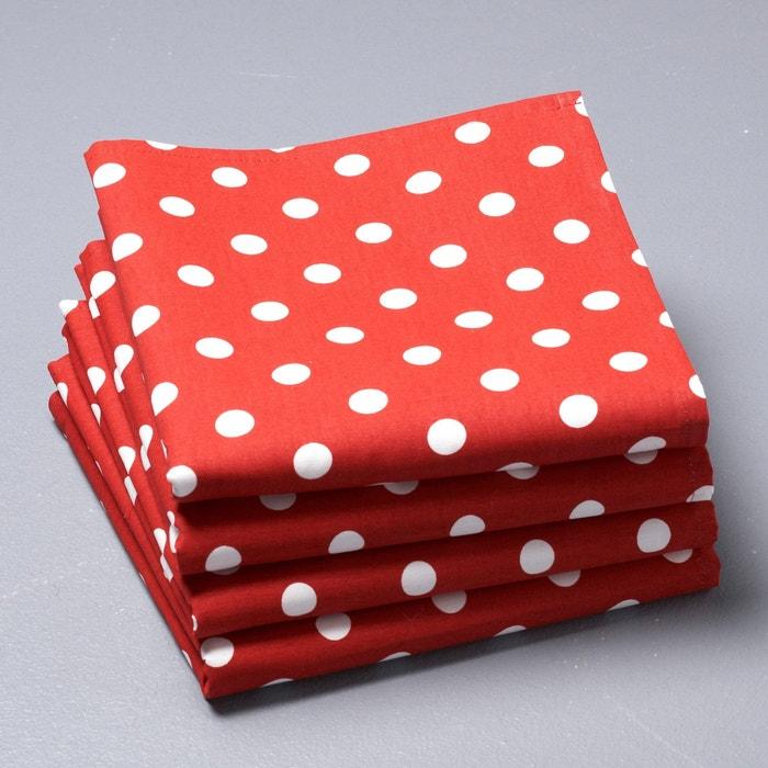 Image GARDEN PARTY PVC Polka Dot Tablecloth La Redoute Interieurs