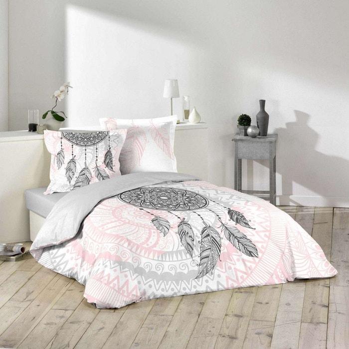 Parure de lit namaste blanc Douceur D'inté